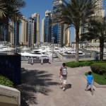 Marina et Burj Khalifa